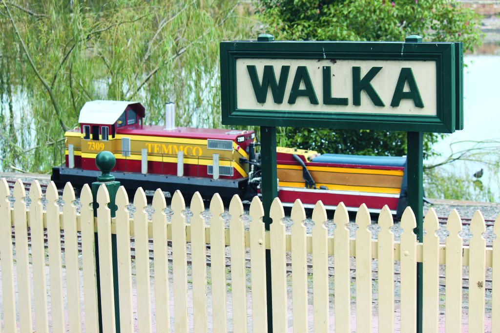 Retirement Village, Rutherford, Walka Grange, Maitland, Retirement Maitland, Lifestyle Resort, miniture trains