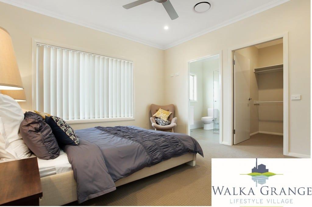 Retirement Village, Rutherford, Walka Grange, Maitland, Retirement Maitland, Lifestyle Resort, Bedroom, Rutherford Retirement