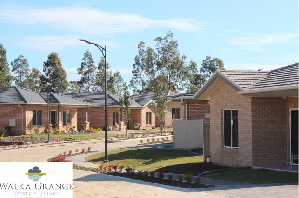 Retirement Village, Rutherford, Walka Grange, Maitland, Retirement Maitland, Lifestyle Resort, Rutherford Retirement Village, Display Home, Seniors Living, over 55s